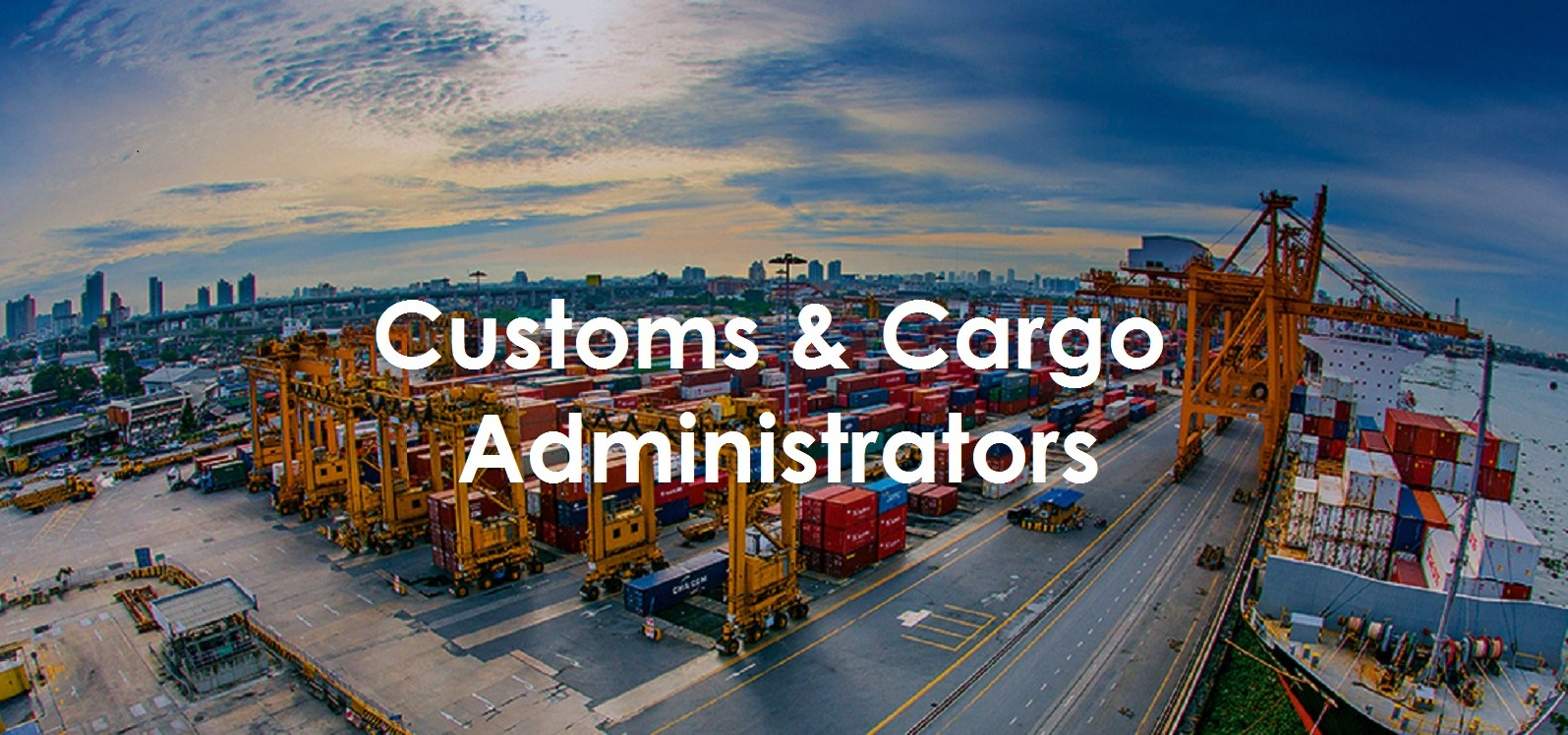 Customs & Cargo Administrators